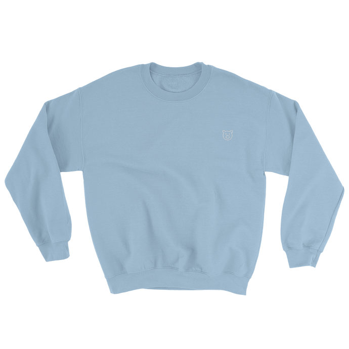 Oinc Classic Embroidered Crewneck Sweatshirt