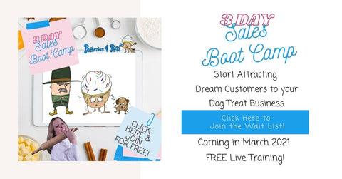 start  a dog treat company