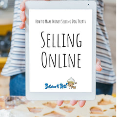 How to sell dog treats online