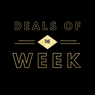 Introducing Deal of the Week!