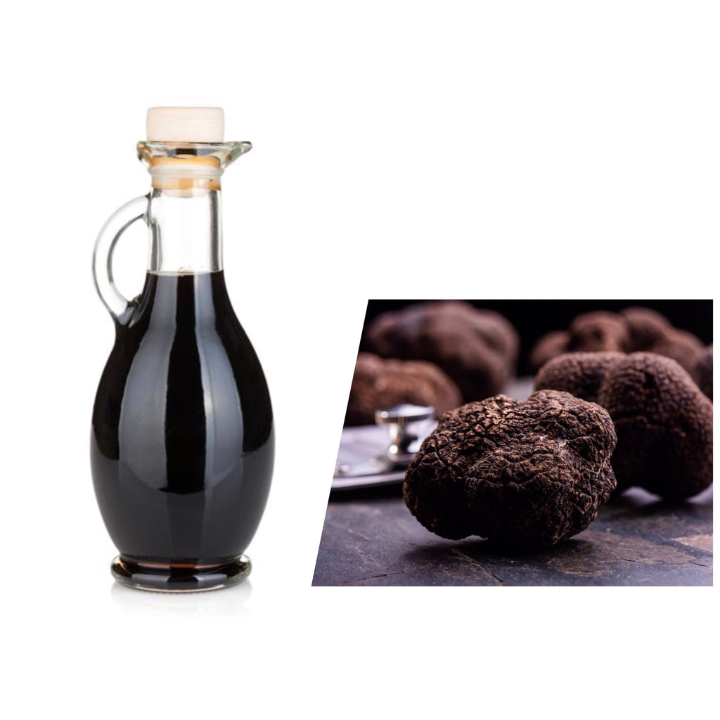 Balsamic Vinegar and Black Truffle (6 pieces box)