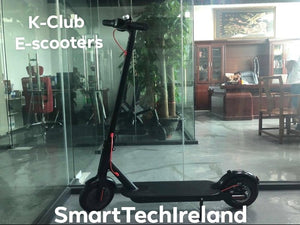 K-Club M365PRO Electric Scooter white Black