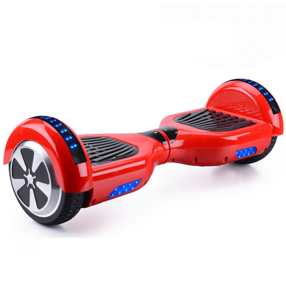 Red Electric Hoverboard