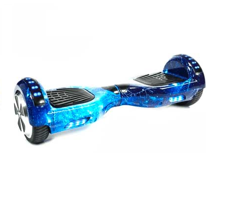 BLUE SKY GALAXY ELECTRIC HOVERBOARD