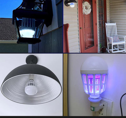 ZappLight™ LED Light and Bug Zapper