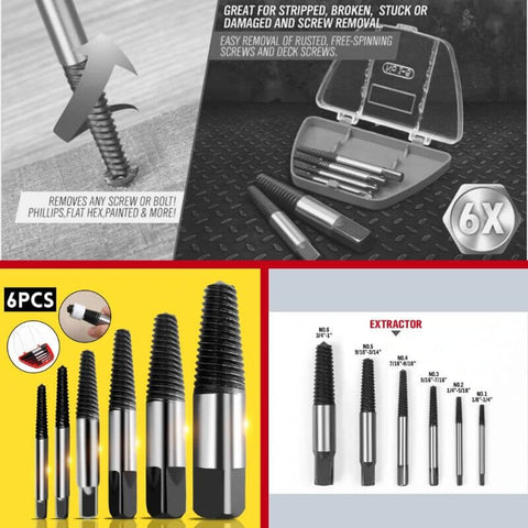 SANRICO™ Stud & Screw Extractor