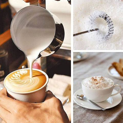 Whipped Coffee Mixer