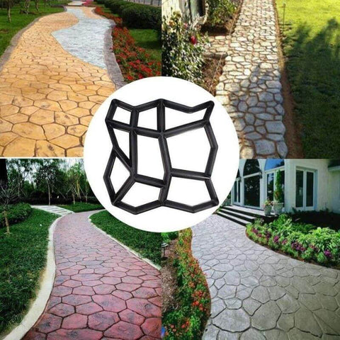 EazyPath™ Garden Path Maker Mold