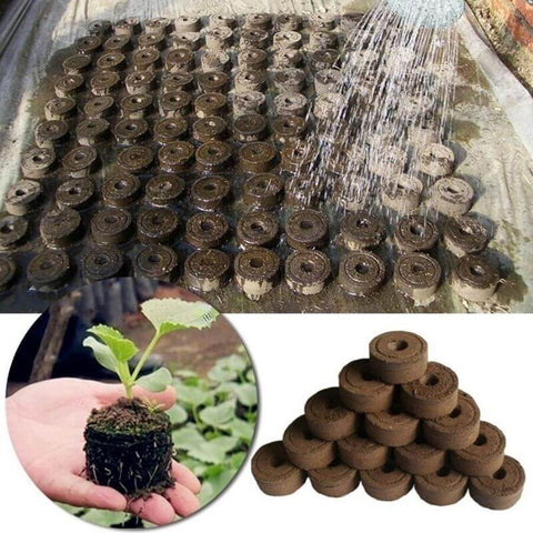 EasyGarden™ Peat Pellets Set