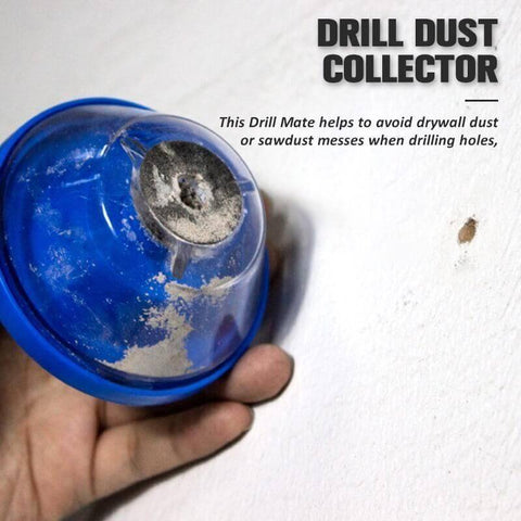 SANRICO™ Dust Collector Drill Attachment