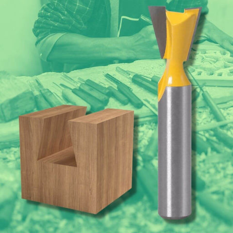 SANRICO Dovetail Bits Kit (5 pcs)