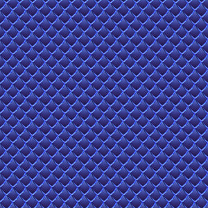 Blue Dragon Scales Vinyl