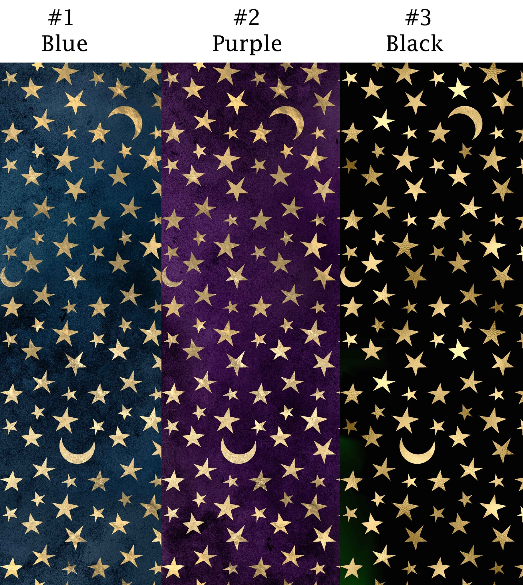 Night Sky Stars Adhesive Vinyl