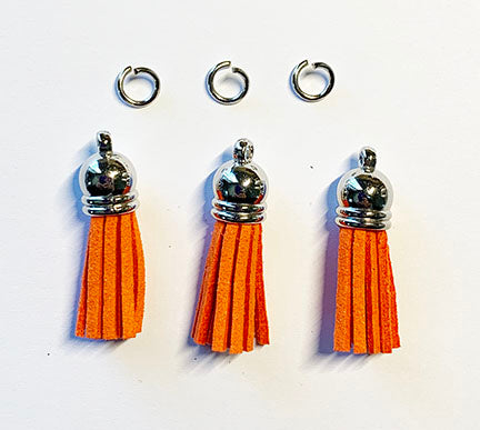 tassels for key chains