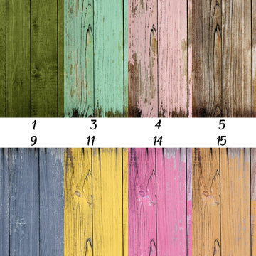 Weathered Wood Adhesive Vinyl