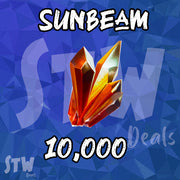 Sunbeam Crystal 10,000