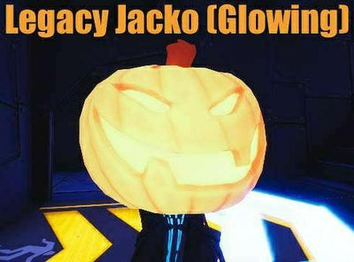NEW FULL 150 DURABILITY LEGACY Jack-o- Launcher 130 SUPER RARE