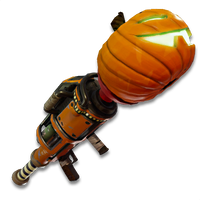 WATER JACKO  - Max Perk - PL130 -JACK O LAUNCHER 20 Durability