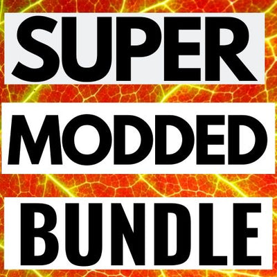 Special Modded Bundle - 25 Modded Weapons!