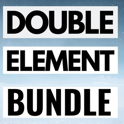 BRAND NEW BUNDLE - Modded Bundle - 5 Double Element Modded Weapons!