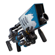 130 Snowball Water - Launcher Max Perks