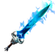 Fortnite Lvl 144 SUPERCHARGED Spectral Blade - Energy - Max Perks