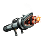 NEW! 130 Shark Attack - Launcher Max Perks