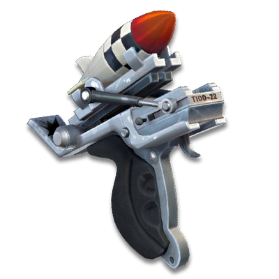 Fortnite LVL 144 Supercharged Tiny instrument of death