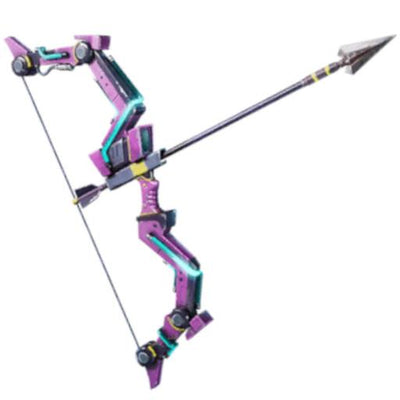 Fortnite LVL 144 SUPERCHARGED XENON BOW