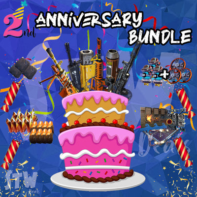 2 YEAR ANNIVERSARY BUNDLE