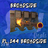 NEW 144 SUPERCHARGED - Broadside Trap 200x PL 144 Max Perks