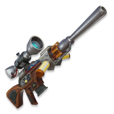 MODDED PL 130 VACUUM TUBE - BULLET CHAIN SNIPER RIFLE - NEWEST! GUN!