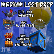 MEDIUM STW DEALS  LOOT DROP
