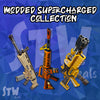 Supercharged Modded 133 Bundle