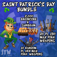 Saint Patrick's Day Bundle!