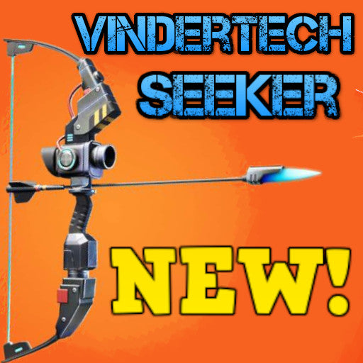 BRAND NEW 130 Vindertech Seeker - Max Perks - NEW BOW WEAPON