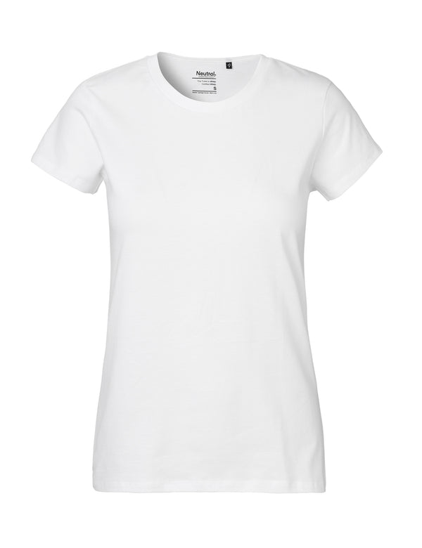 O80001 LADIES CLASSIC T-SHIRT