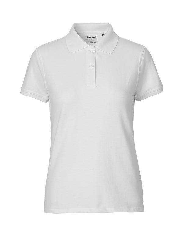 O22980 LADIES CLASSIC POLO