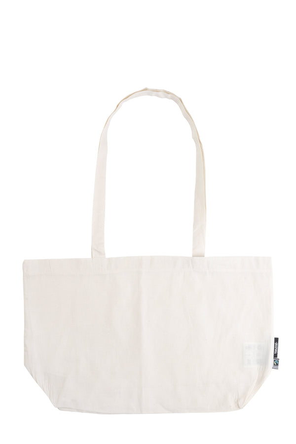 O90015 SHOPPING BAG, GUSSET