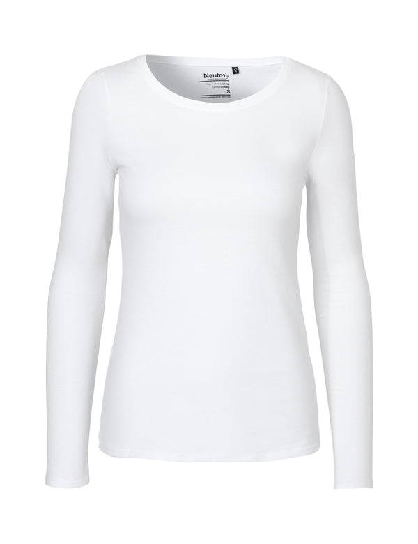 O81050 LADIES LONG SLEEVE T-SHIRT