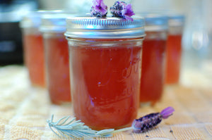 Recipe: Lavender Flower Jelly