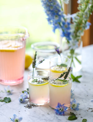 Recipe: Lavender Lemonade Mojito