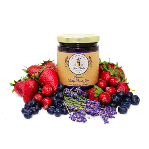 lavish hill farms lavender berry bomb jam