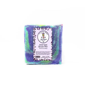 Lavender Mint Bar Soap - Lavish Hill Farms