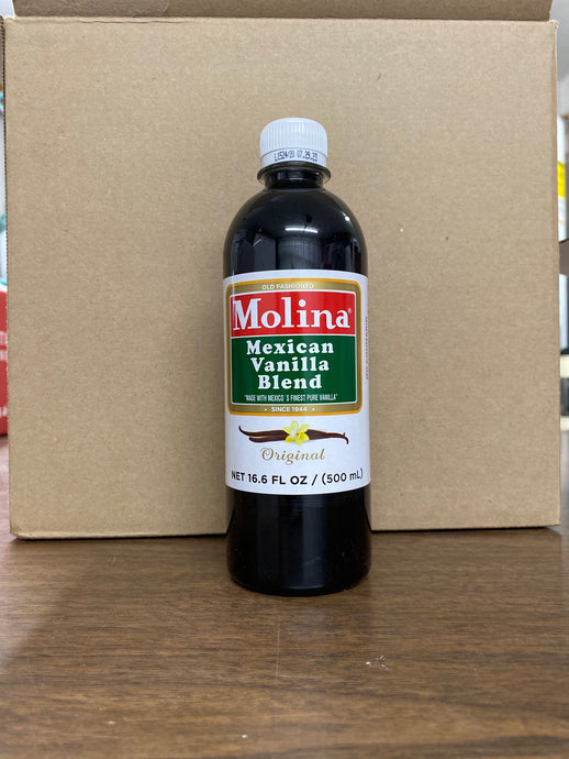 Molina Vanilla- 500 mL