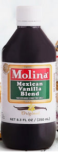 Molina vanilla 250 ml