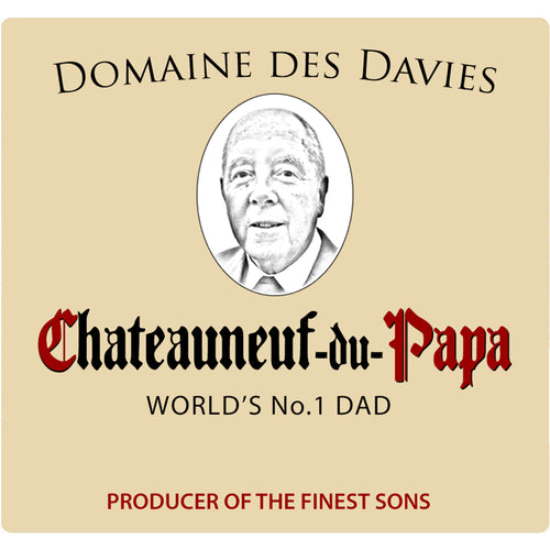 Chateauneuf-du-Papa - Corking Idea