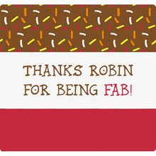 Thank you for being FAB! - Corking Idea