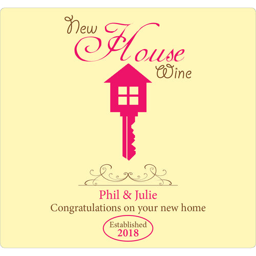 New House Wine Key - Corking Idea