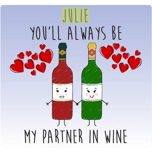 Partner in Wine - Corking Idea
